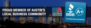 Elite Heating and Air Conditioning Austin Better Business Bureau rated A+ Business