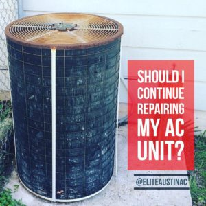 austin ac repair or replacement