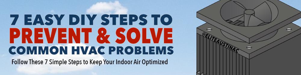 7 DIY HVAC Repairs