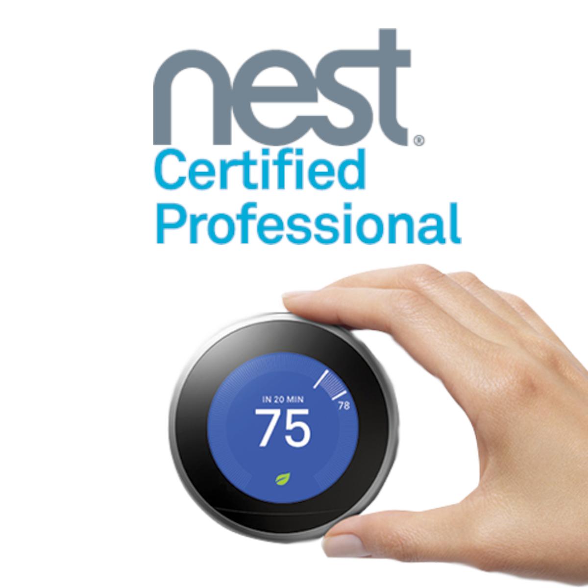 EliteAustinAC Nest Certified Pro