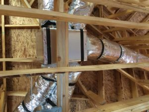 ductwork install