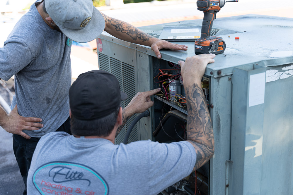 home ac maintenance in Austin, TX