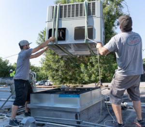 new HVAC offers energy savings